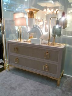 lavender and gold chic Preciously Me blog : Maison & Objet 2013