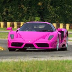 Sexy Pink Ferrari for the ladies!
