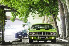 Plymouth Baracuda by Julien Fautrat, via 500px
