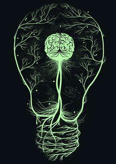 Art Discover (via Enlightenment Green Art Print by Tobe Fonseca Psychedelic Art Brain Art Brain Drawing Brain Science Science Art Plakat Design Medical Art Anatomy Art Grafik Design Graffiti Art, Psychedelic Art, Psychedelic Tattoos, Art And Illustration, Medical Illustration, Art Sketches, Art Drawings, Art Design, Graphic Design
