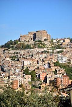 Subiaco, province of Rome Lazio