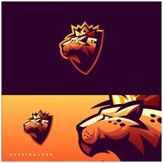 dewo - Free Graphic Resources for personal and commercial use Team Logo Design, Mascot Design, Corporate Branding, Logo Branding, Panther Logo, Monogram Logo, Lion Illustration, Sports Team Logos, Celtic Art