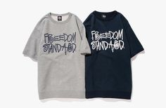 Stussy-x Beauty and Youth S/S 2014 capsule collection