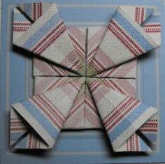 Tea Bag Folding | A Flat Unit Origami Craft