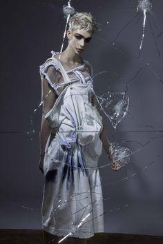 Designer Laura White, Fashion Design BA (Hons) 2016