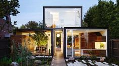 sustainable house - 'That House' is an innovatively designed and structured sustainable home located in the Australian city of Melbourne and designed by Au...
