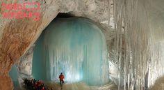 - Eisriesenwelt Werfen Die größte Eishöhle der Erde. : Eisriesenwelt