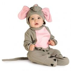Lil' Elephant Costume