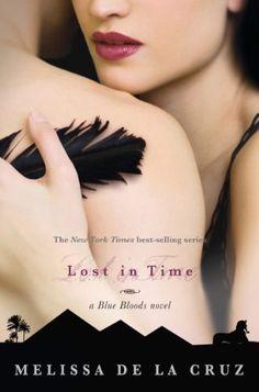 Lost in Time (Blue Bloods Novel Book 6) by Melissa de la Cruz http://www.amazon.com/dp/B0051WK4N0/ref=cm_sw_r_pi_dp_tJ65vb0F03D82