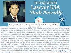 Shah Peerally Immigration Lawyer USA