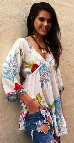 Simple beautiful casual hannah tunic dress | Her High Fashion
