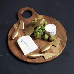 Virtu Cheese Knife Set of 4