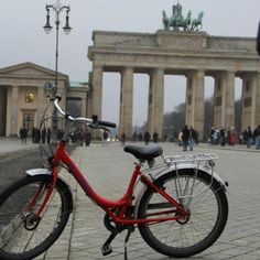 Who's up for taking a #bike ride around beautiful #Berlin? This free #travel plan will help you see the city on two wheels :)  Biking Around Berlin Featured Trip