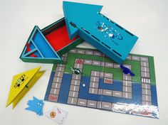 speed to the end board game