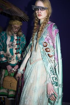 Gucci's Fall 2017 Collection Will Be the Only Good Thing Left After th Photos | W Magazine