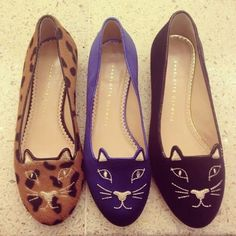 Kitty flats... Would you wear?