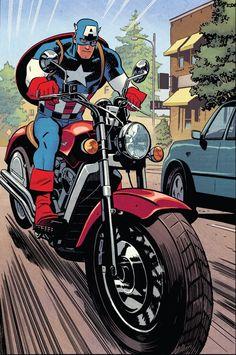 Rhymes With Omni: superheroes-or-whatever: Art by Chris Samnee ...