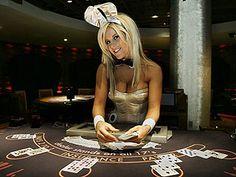 Playboy Bunny Dealer
