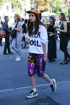 paris fashion week 2015 | Paris Fashion Week Spring 2015 Street Style