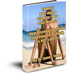 Tower's Anti-Aging Bible for Men and Women (Kindle Edition)  http://www.amazon.com/dp/B007ZUNE38/?tag=colomart-20  #Beauty #Skin Care