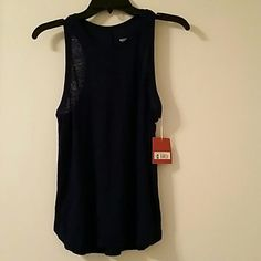 *NWT* Cute sheer tank top NWT see through, grape colored, tank top by Mossimo Supply Co. Size Medium. Mossimo Supply Co Tops Tank Tops
