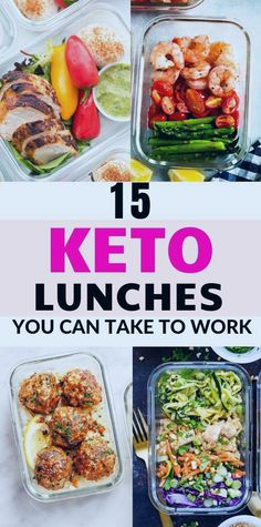 15 Easy Keto Lunch Ideas for Work and Meal Prep Keto lunch ideas that you can take to work. These Ketogenic dishes are great for Keto Meal Prep for busy people. You can make great meal plan with these Keto Lunch Ideas. Easy and quick Easy Ketogenic Meal Plan, Diabetic Diet Meal Plan, Diet Meal Plans To Lose Weight, Ketogenic Diet For Beginners, Keto Meal Plan, Ketogenic Girl, Easy Meal Prep Lunches, Work Meals, Healthy Lunches