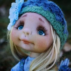 Если вы смотрите на мир глазами детей, то он становится ярким и красочным, а главное очень интересным!  #vorobey_doll