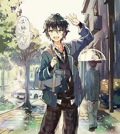 Zerochan anime image gallery for Kagehira Mika, Solo. Boys Anime, Hot Anime Guys, Cute Anime Boy, Art Anime, Manga Art, Manga Anime, Desu Desu, Card Captor, Estilo Anime