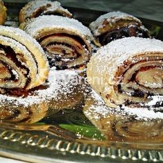 Strakonický štrůdl recept - Vareni.cz French Toast, Cheesecake, Food And Drink, Breakfast, Mini, Sweet, Ethnic Recipes, Hampers, Morning Coffee