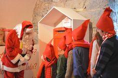 Casa di Babbo Natale a Riva del Garda http://www.bambiniconlavaligia.it/blog/a-casa-di-babbo-natale.html
