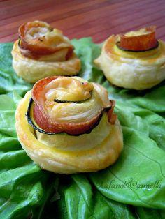 Girelle di pasta sfoglia  http://blog.giallozafferano.it/rafanoecannella/girelle-di-pasta-sfoglia/