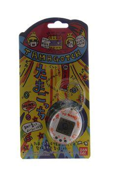 Tamagotchi V1 (original 1997) Bandai Blanc - White