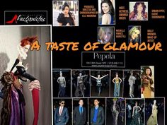 Lead hairstylist and creator of the look (hair) the beautiful models will be wearing on the #runway #elegant #chic #hair