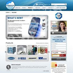 Ecommerce Suite for Domestic Trading Inc. by #9dotstrategies @9Dot_Strategies via http://instagram.com/9dotstrategies