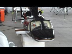 Very Big Bell 430 Rc Scale Airwolf Helicopter Heli Challenge 2013