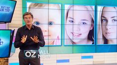Anti-aging Round Up: The Best Solutions To Save Your Face: Dr. Oz reveals your aging type and the personalized solutions that have the best ingredients and foods your skin needs. Then, Dr. Oz is joined by Dr. Ginger Southall to discuss the latest trend in cleansing, The Rainbow Juice Cleanse.