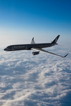 Introducing the all-new Four Seasons Jet – because the journey should be as exceptional as the destination.