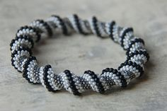 Totally Twisted Bangles & Beads: Silver Swirl - Cellini Spiral Bracelet