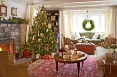 Cozy Connecticut Holiday Home | Traditional Home