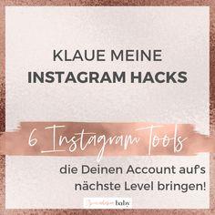 Hashtags Instagram, Instagram Hacks, Instagram Marketing Tips, Foto Instagram, Online Marketing Tools, Facebook Marketing, Media Marketing, Neuer Job, Pinterest Marketing