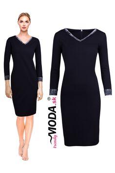 Malé čierne sú neoddeliteľnou súčasťou šatníka každej ženy. Short Gowns, Dresses For Work, Formal Dresses, Fashion, Dresses For Formal, Moda, Short Dresses, Formal Gowns, Fashion Styles