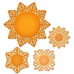 Spellbinders S5-079 Shapeabilities Persian Motifs Die Templates