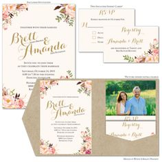 Wedding Invitation Cards  5- Storybook  https://www.beautifulweddingannouncements.com/samples/two-sided-pocket-stackable-wedding-invitations/