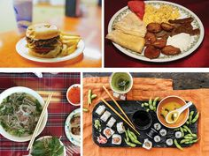 """Local """"food evangelists"""" share their favorite picks - some you may not even know about yet! Menu Items, Dining, Ethnic Recipes, Food, Eten, Meals, Restaurant, Diet"""