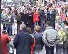60 jaar bevrijding Enschede - YouTube