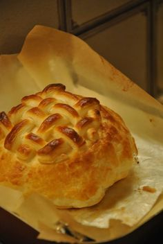 ... and Honey in Puff Pastry | Recipe | Pistachios, Brie and Puff Pastries