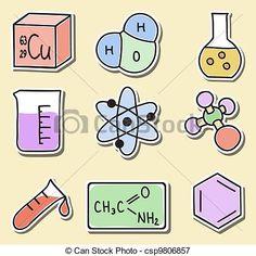 quimica dibujos animados portada - Buscar con Google