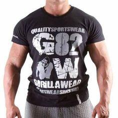 Gorilla Wear 82 Tee
