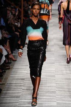 Missoni Spring Summer 2014, Milan Fashion Week