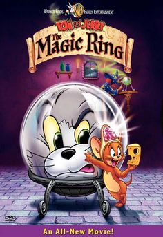 Tom and Jerry: The Magic Ring 11x17 Movie Poster (2002)